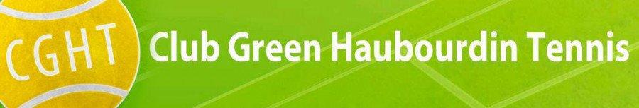 C.G.H. TENNIS Logo
